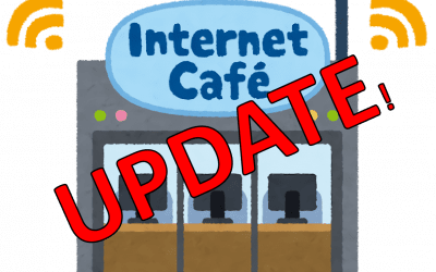 Internet Cafe- Update