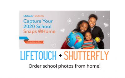 Lifetime + Shutterfly Photos