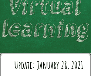 Virtual Learning Update: January 28th