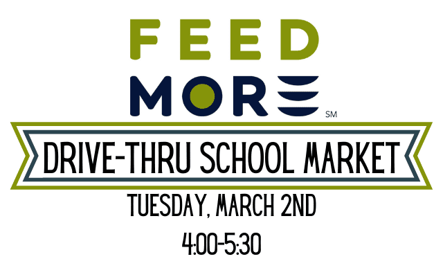 Feed More: March 2nd