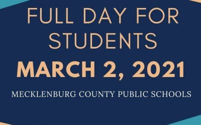 March 2, 2021 – Regular School Day