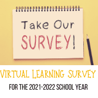 Virtual Learning Survey: 2021-2022 School Year